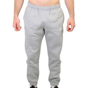 Nike Sportswear Club Fleece Jogginghose Herren Grau (BV2737 063) Größe: M