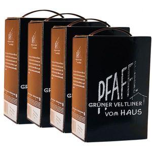 Weißwein Österreich Grüner Veltliner Weingut Pfaffl trocken ( 4x3,0L)