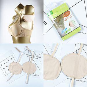 2 Paar Waschbare Achselpads Achsel Pads Absorbieren Schweiß Achselhöhlen Antitranspirationsmittel für Mann Frauen