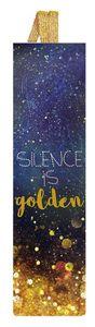 Moses Libri_x Lesezeichen mit elastischer Stille ist Gold