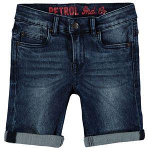 Petrol Jungen Shorts-Bermuda in der Farbe Blau - Größe 176