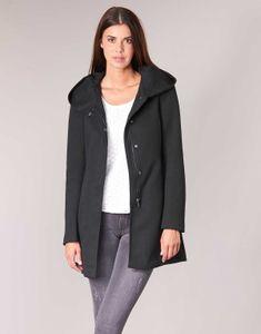 ONLY Damen Mantel onlSEDONA, Farbe:schwarz, Größe:XXL