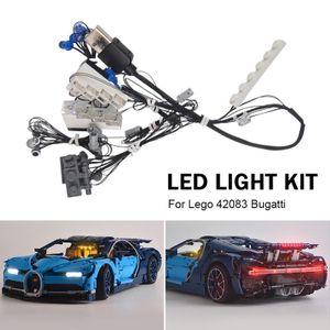 Kompatibel Mit Lego 42083 Bugatti Led Beleuchtung Montage Und Spielzeug