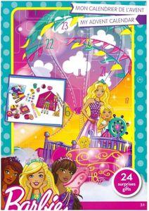 Barbie Adventskalender - Barbie