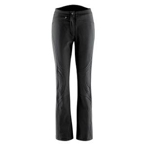 Softshell-Skihose Marie Kantenschutz Farbe:Black Größe:38