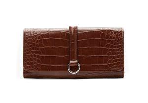 s.Oliver Geldbörse Portemonnaie Geldbeutel Brieftasche Börse 39.009.93.5657, Farbe:Cognac