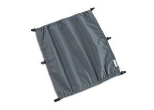 CROOZER Sonnenschutz für Kid 2 Modelle - Kaaos Kollektion, Farbe:Graphite Blue