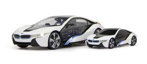 BMW I8 1:14 weiss 40MHz