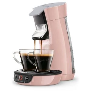Senseo Viva Café HD6563/31, Freistehend, Pad-Kaffeemaschine, 0,9 l, Kaffeepad, 1450 W, Pink