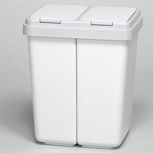 Abfalltrenner Duo Bin