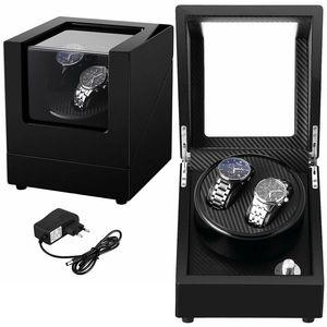 2Uhren Uhrenbeweger Uhrenbox Uhrenkasten Watch Winder Automatik Box
