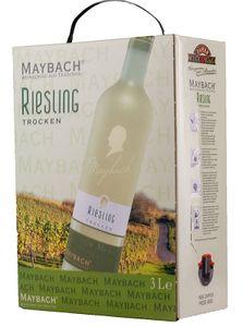 Maybach Riesling trocken 12% 3,0L BiB (D)