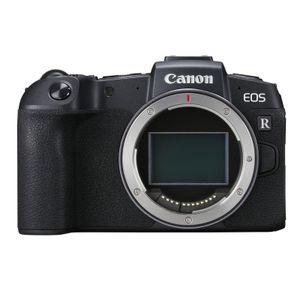 CANON EOS RP Gehäuse + Adapter EF-EOS R (Lieferung nur an Gesellschafter mit AIP2-Vertrag), Farbe:Schwarz
