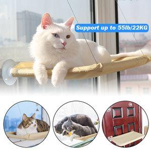22 kg Haustier Katze Hängematte Bett warm weiches Kätzchen große hängende Bett Fenster montierten Sitz