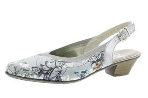Rieker 58063-91 Damen Schuhe Pumps Slingpumps, Größe:42 EU, Farbe:Mehrfarbig