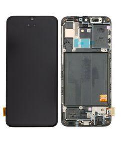 Amoled Display Touchscreen Schwarz für Samsung Galaxy A40 A405F - GH82-19672A