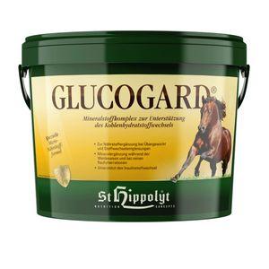 St. Hippolyt Glucogard 3 kg - Mineralstoffkomplex zur Unterstützung des Kohlenhydratstoffwechsels