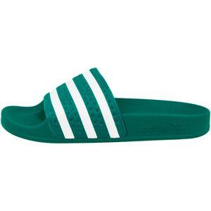 Adidas Originals Badelatschen ADILETTE EF5431 Grün, Schuhgröße:42