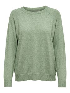 Only Damen Pullover 15170427 Basil