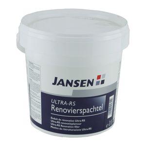 Jansen Dispersionsspachtelmasse Ultra-RS Renovierspachtel 1 Liter