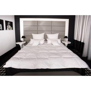 HS48 Decke 200x220 cm 2200 Gramm Daunendecke Bettdecke 70% Daunen 30% Federn Mayaadi Home