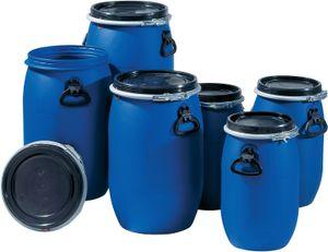 Maischefass / Maischebehälter 30 Liter blau
