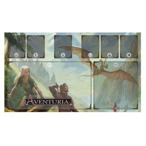 Spielmatte: Elfische Kundschafterin: Aventuria, 59 x 36 cm (Erweiterung, DE-Ausgabe)