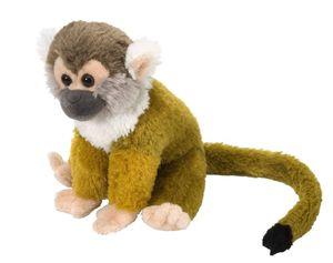 Wild Republic Mini Cuddlekins Totenkopfaffe 12303 - Wild Republic Monkey 21cm