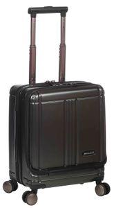Aktenkoffer Laptop Trolley Handgepäck Reise Koffer Schwarz 45 x35x22cm Bowatex