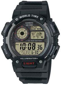 Casio Digitaluhr Uhr AE-1400WH-1AVEF Herrenuhr Armbanduhr