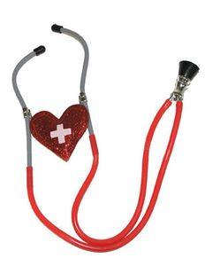 Stetoskop Krankenschwester
