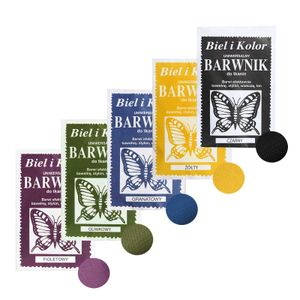 5 x 10g Batikfarbe Textilfarbe Stofffarbe färben, bitte Farbmix wählen, Farbe:Farbmix 2