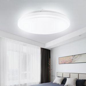 50W 39cm Deckenlampe LED Tageslicht Deckenleuchte Leuchte Badleuchte Wohnzimmer MECO