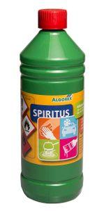 1 Liter Spiritus zur Reinigung, Verdünnung, Frostschutz in Sicherheitsflasche Ethylalkohol denaturiert, min. 94 % vol.