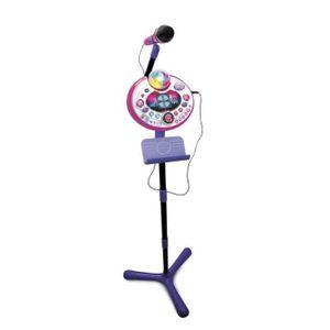 VTech Kidi Superstar Lightshow, Pink, Kunststoff, Mädchen, 4 Jahr(e), 11 Jahr(e), Französisch