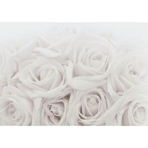 Blumen Rosen 9258c RUNA Blumen Rosen VLIES FOTOTAPETE XXL DEKORATION TAPETE− WANDDEKO 352 x 250 cm