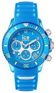 Ice-Watch 012736 ICE aqua malibu large Chronograph Uhr Datum blau