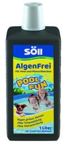 Söll Algenentferner Pool 1 Liter AlgenFrei für 10 Qbm