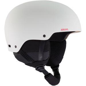 Anon Damen Helm GRETA 3  , Größe:XL, Farben:white eu