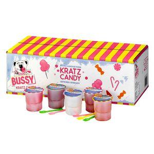 Bussy - Kratzeis CANDY Trinkbecher Mix - 40x 200ml