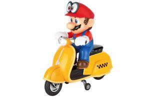 2,4GHz Super Mario Odyssey (TM) Scooter, Mario