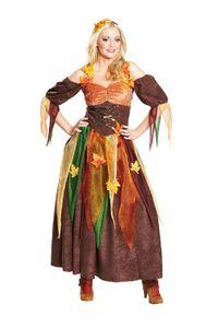 Herbstfee Fee Elfe Karneval Fasching Kostüm 38