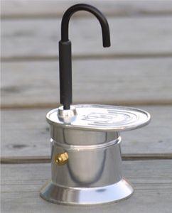 Espresso Maker Alu Espressomaschine 1 Tasse