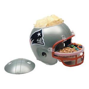 NFL Football Snack Helm der New England Patriots für jede Footballparty