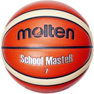 molten Basketball Trainingsball SchoolMasteR Orange Gr. 7
