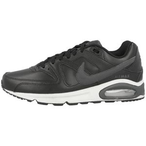 NIKE Air Max Commander Herren Low Sneaker Schwarz Schuhe, Größe:46