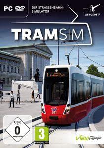 TramSim - Der Strassenbahn-Simulator - CD-ROM DVDBox