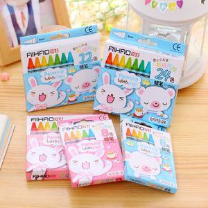 8 Farben Wachsmalstifte  natürlich, sicher für Babys, Kleinkinder und Kinder, handgemacht geeignet für ältere Kinder