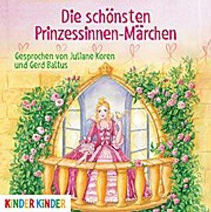 Die schönsten Prinzessinnen-Märchen