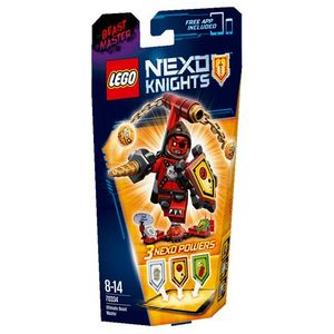 Lego 70334 Nexo Knights - Ultimativer Monster-Meis